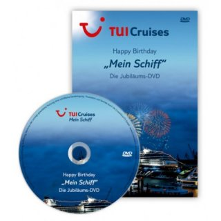 Happy Birthday Mein Schiff - Jubiläums-DVD